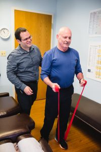 Gelband Natural Health rehabilitation therapy
